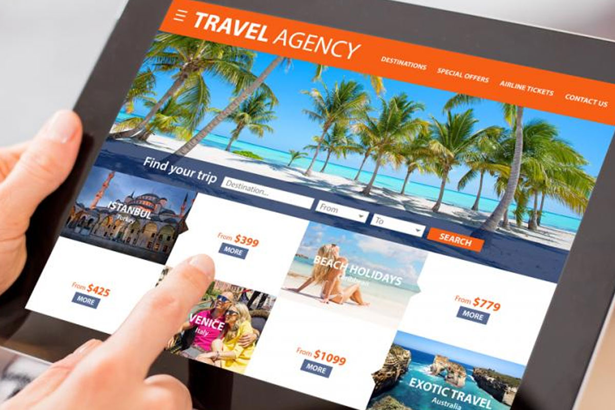 Servizio gestione Online Travel Agencies