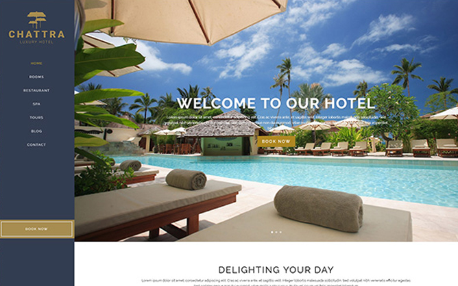 Template 06 Chattra Hotel